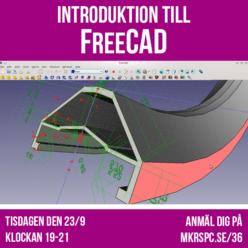 FreeCAD-workshop